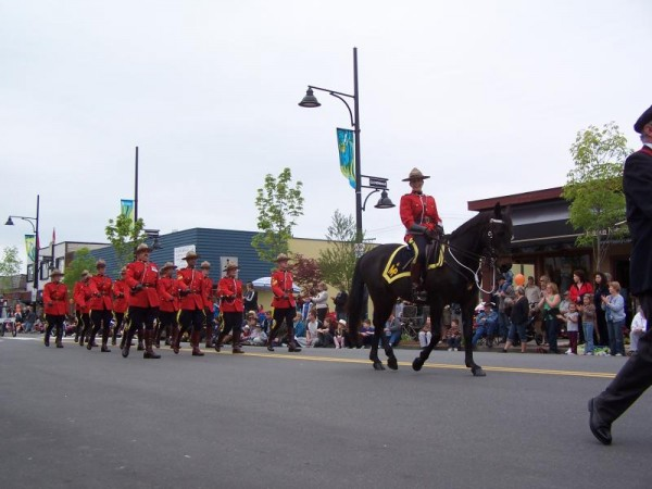 Cloverdale Rodeo Parade 2
