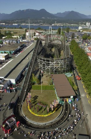 Vancouver roller coaster 2