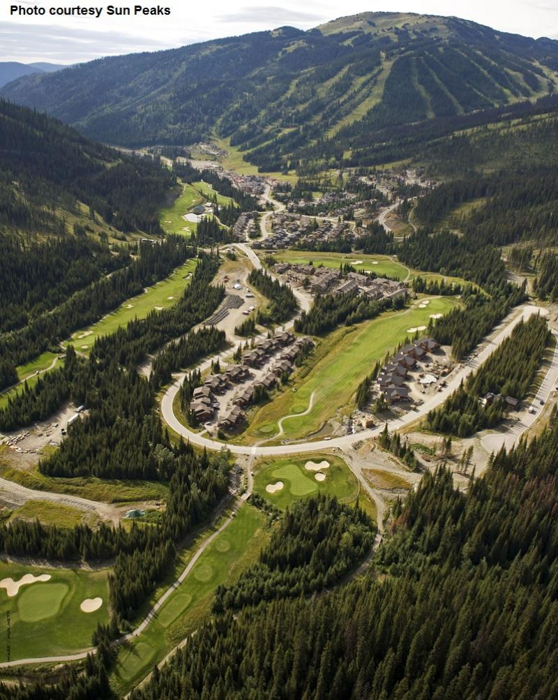 Sun Peaks Resort Summer Activities