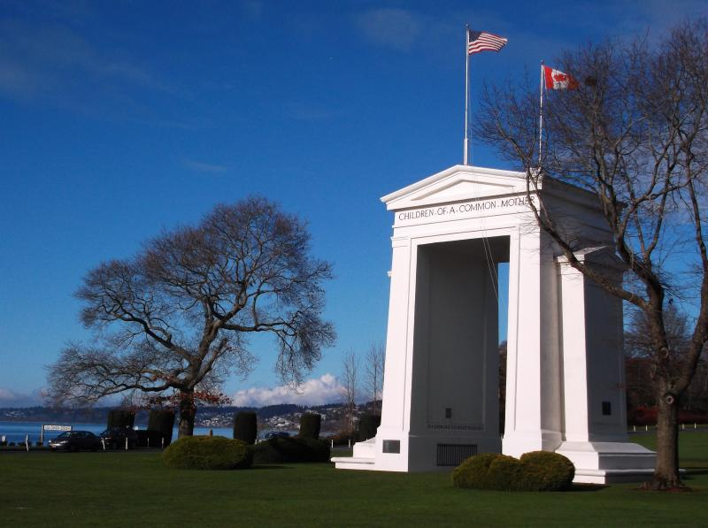 International Peace Arch Park, Metro Vancouver