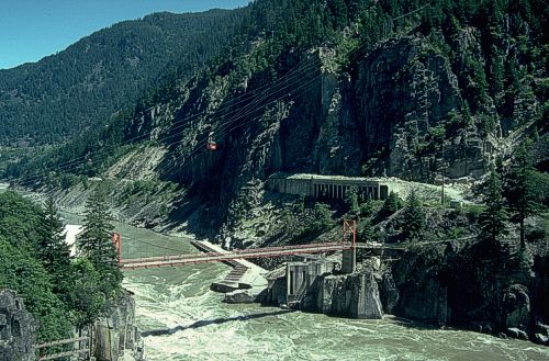 A Trip Through the Stunning Fraser Canyon, British Columbia