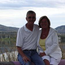 Karen and Ron Kleven