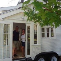 Tiny House Joss and Darlene