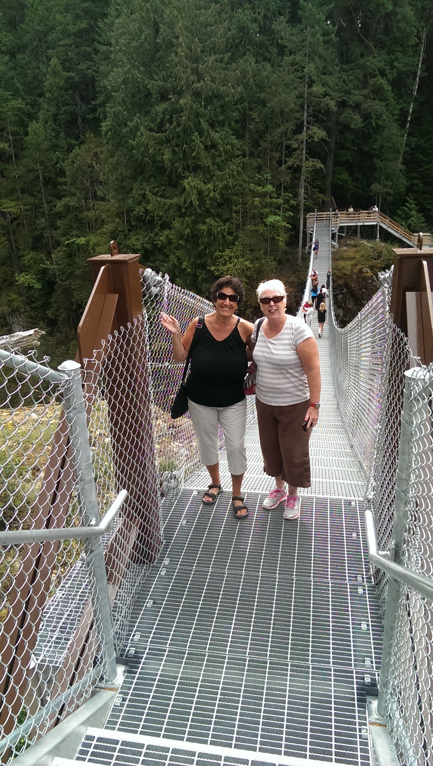 """Island Girls"" for the Weekend – a trip to Vancouver Island, British Columbia"