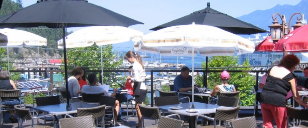 Bay Moorings Restaurant, Horseshoe Bay