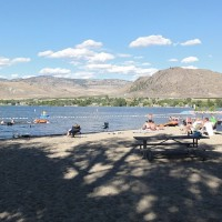 Osoyoos by Marcin Chady, Vancouver