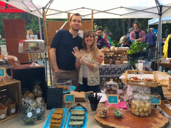 Super healthful treats at Gabriola Farmers' Market