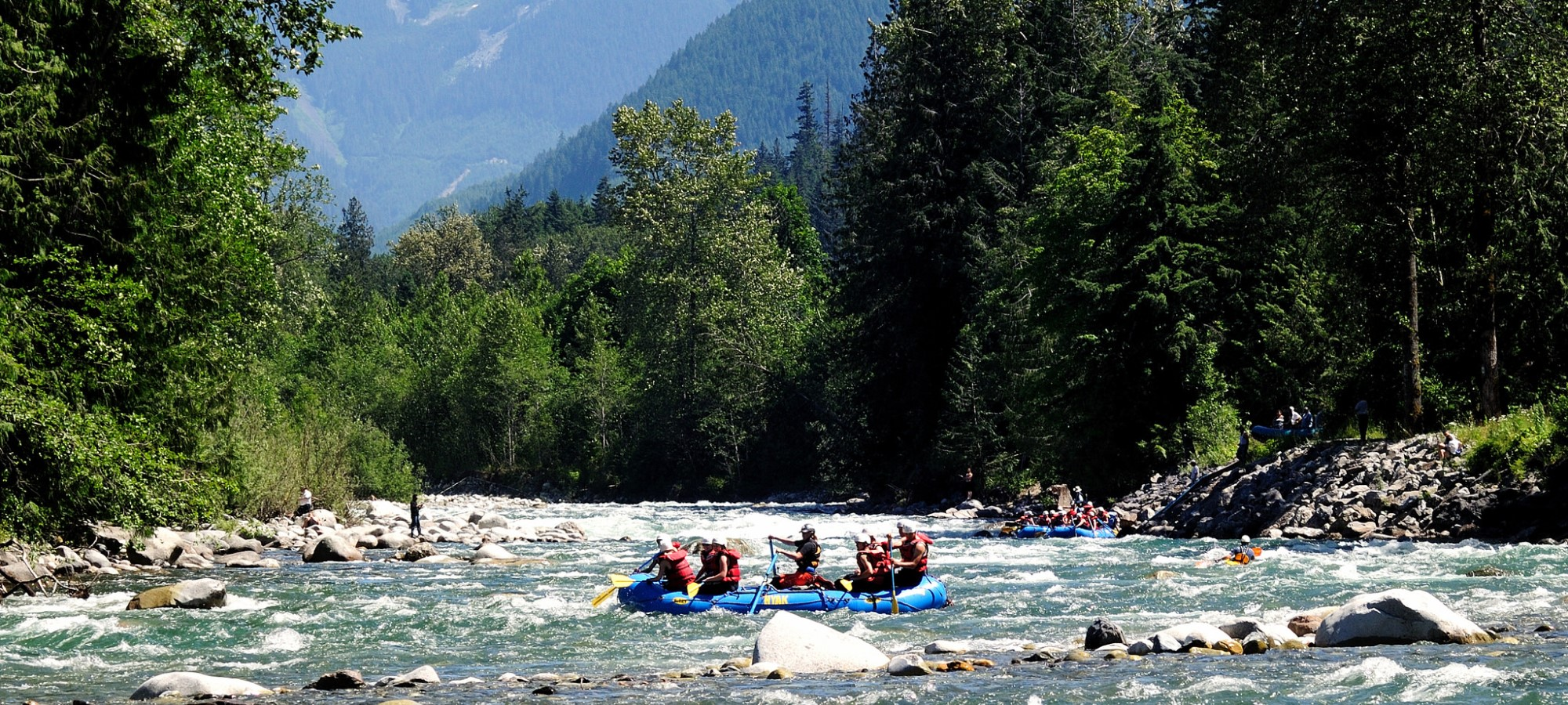 Beat the Heat This Summer in Vancouver, Coast & Mountains, British Columbia