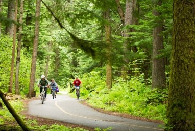 Some of the Best Family Biking Trails in Vancouver, Coast & Mountains, British Columbia