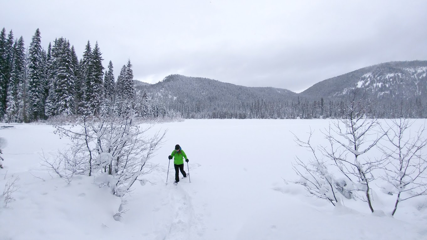 Three Family-Friendly Snowshoe Trips in Manning Provincial Park, British Columbia