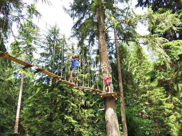 Step Into Spring – 6 Must Do Family Adventures Close to Vancouver, British Columbia