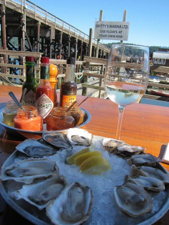 Smitty's Oyster House in Gibsons. Photo: Mark & Andrea Busse via Flickr