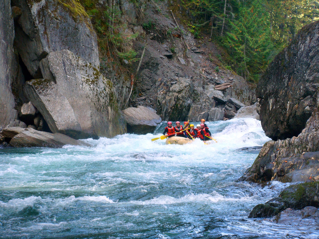 A Weekend Adventure in the Fraser Canyon, British Columbia