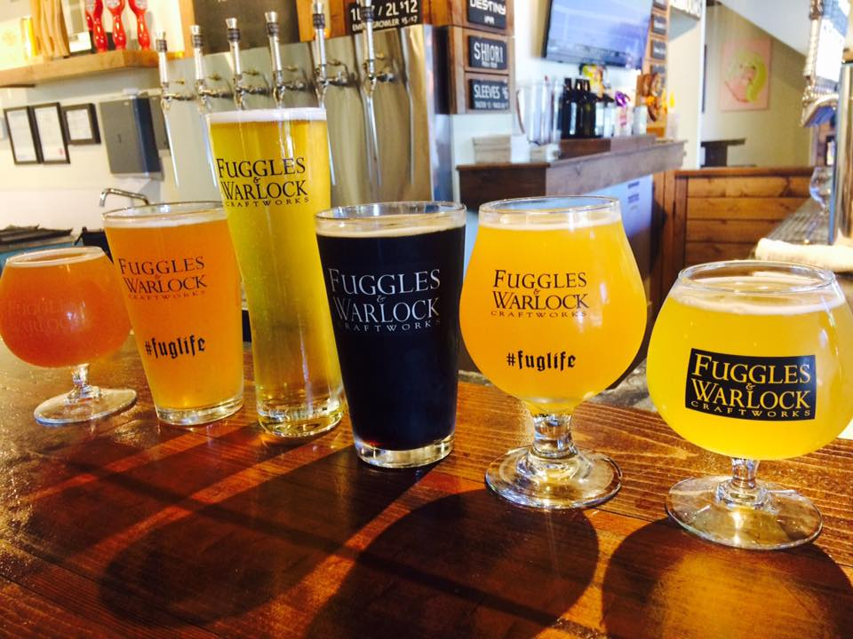 "Celebrate BC Craft Beer Month by visiting these 10 ""Off-the-Beaten-Track"" Craft Breweries"