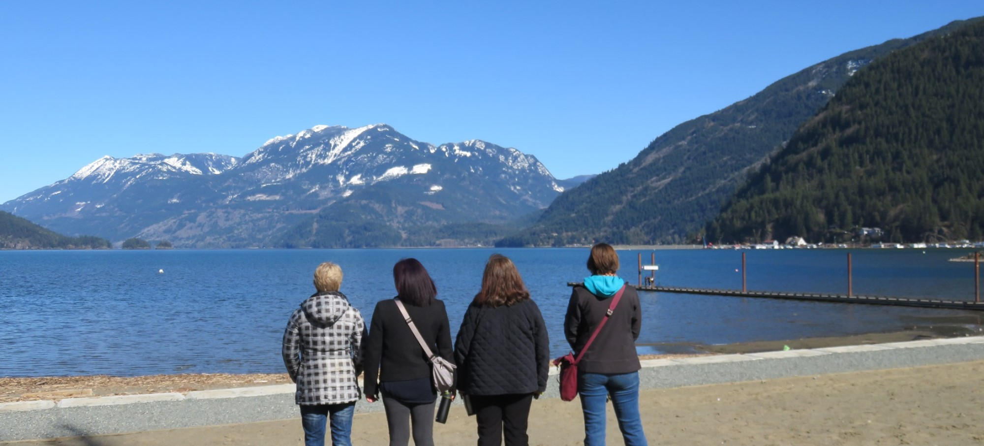 Harrison Hot Springs: A Perfect Spring Weekend Getaway