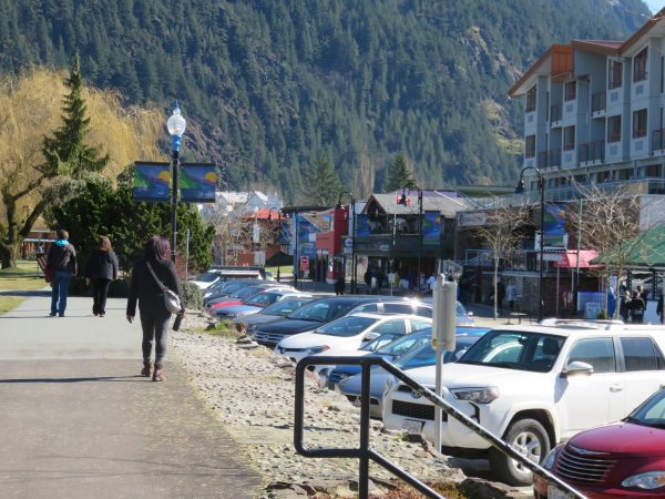 Exploring the charming town of Harrison Hot Springs