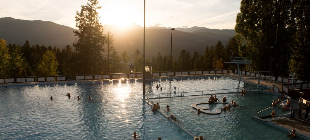 Fairmont Hot Springs, Photo Destination BC Kari Medig