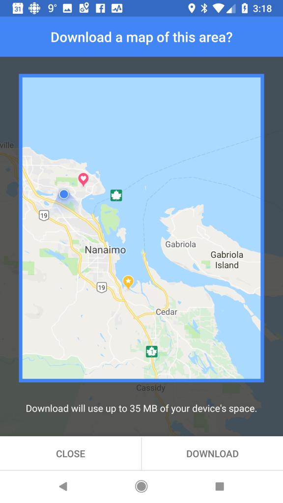 GoogleMapsWithoutDataCharges5