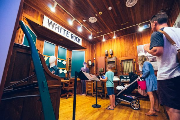 White Rock Museum