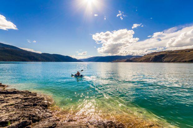 Kal Lake in Vernon - Thomas Bullock