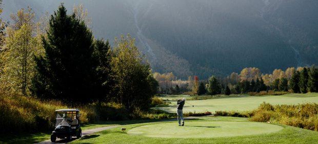 Big Sky Golf Club, Pemberton, Photo Destination BC Grant Harder