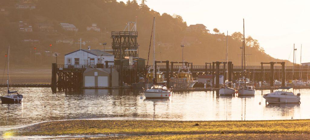 Comox Sunrise at Goose Spit, Photo Destination BCBoomer Jerritt