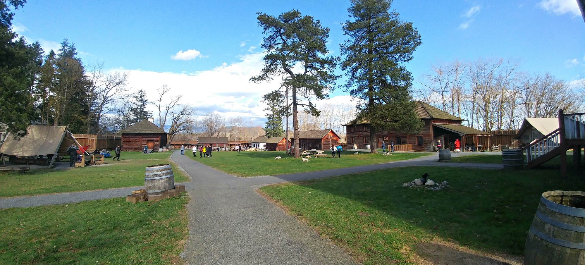 Fort Langley | Mighty Fraser Country | Vancouver, Coast and Mountains