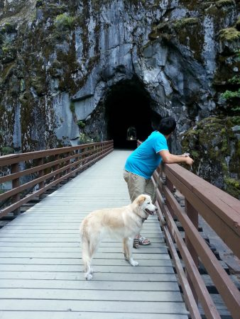 Othello Tunnels, Coquihalla Canyon Provincial Park
