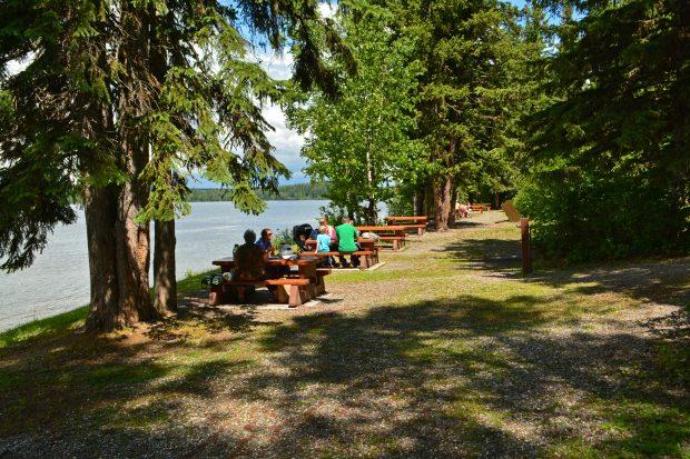 Ten Mile Lake, Cariboo. Photo Iain Robert Reid
