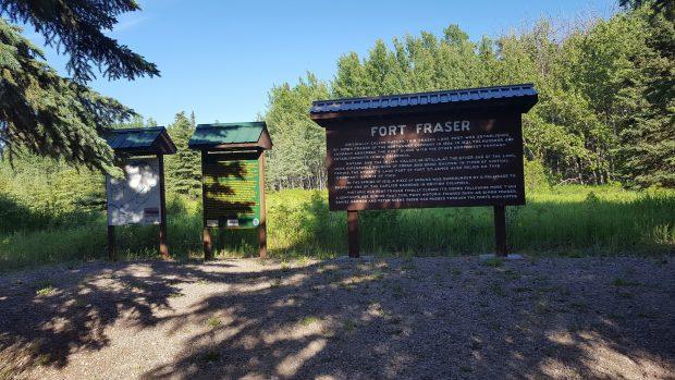 Fort Fraser Park.
