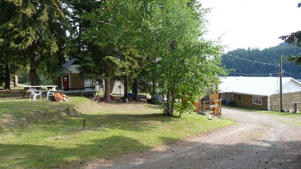 The Hathaway Lake Resort in Lone Butte.