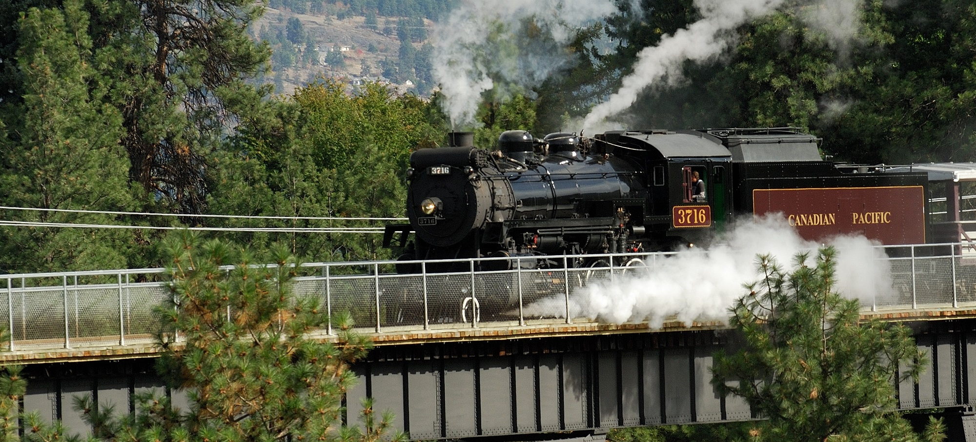 Kettle Valley Railway Tour