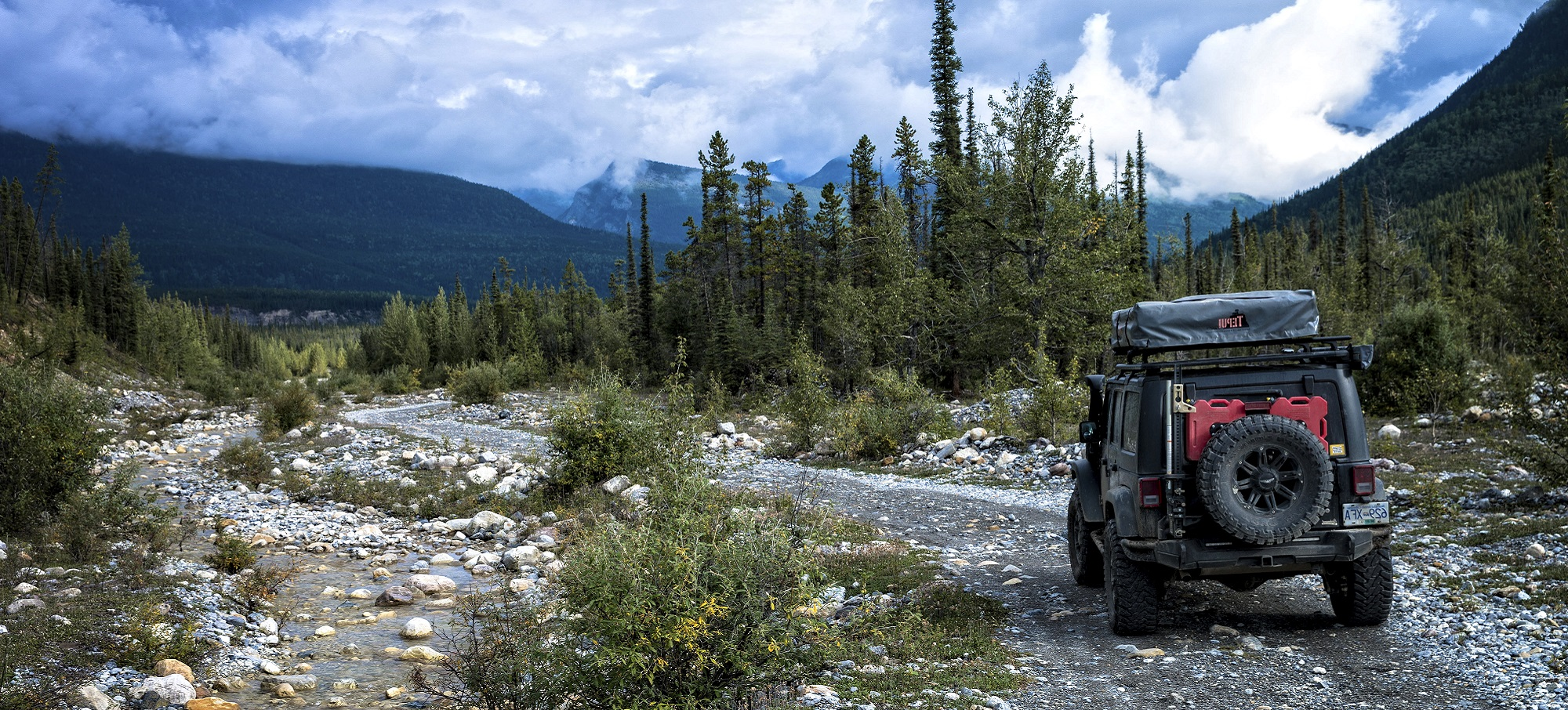 Northern British Columbia Circle Tour