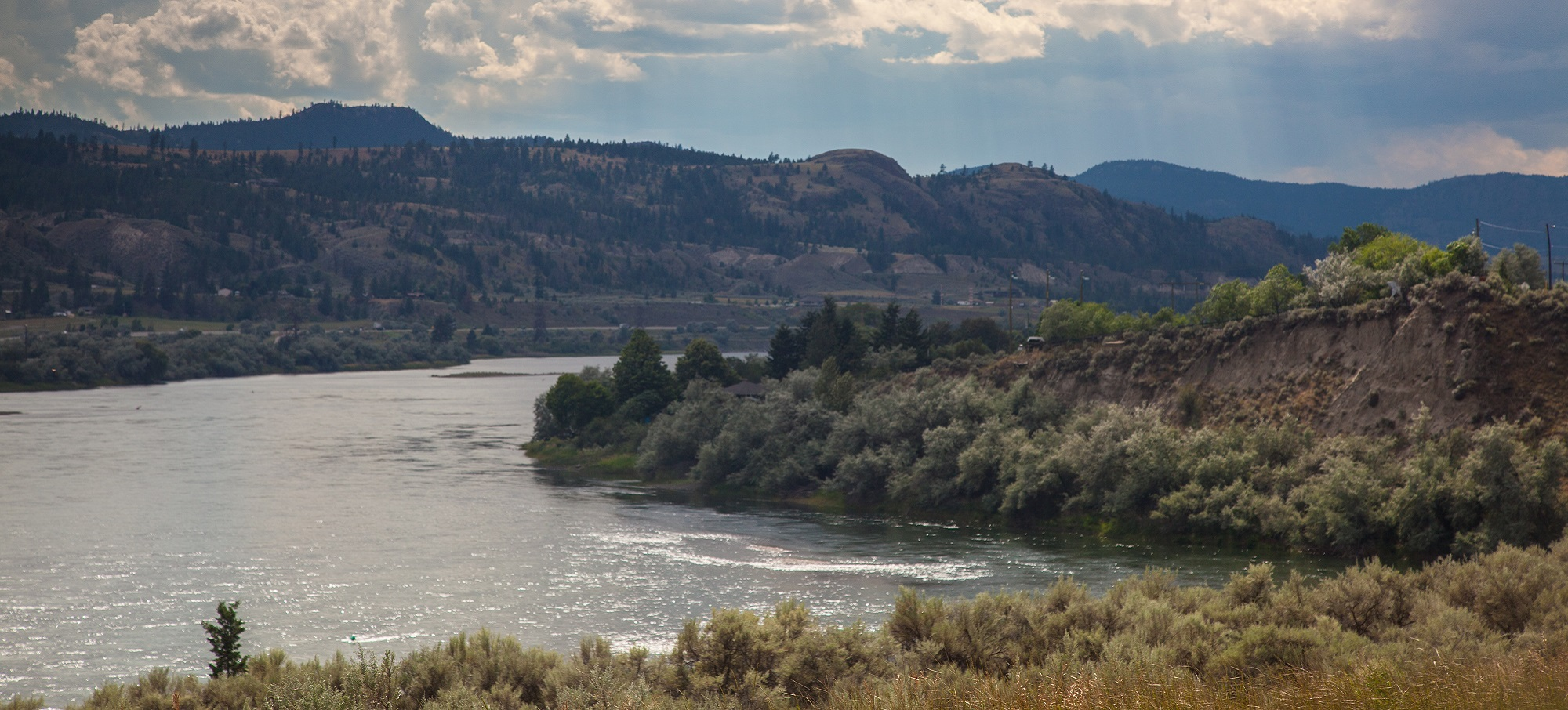 Okanagan Lakes & Rivers Circle Tour