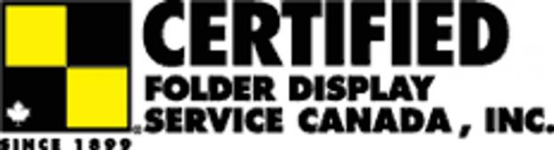 Certified Folder Logo