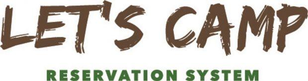 Lets Camp Logo