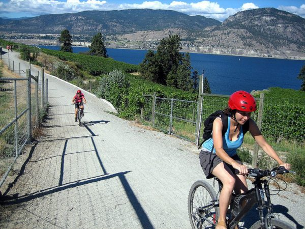 Cycling the Kettle Valley Railway | Christopher Porter via Flickr