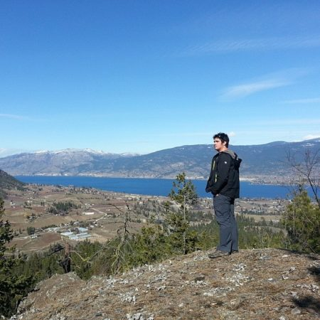 Summerland Lies Below Giant's Head Mountain | Kim Campbell-Walker