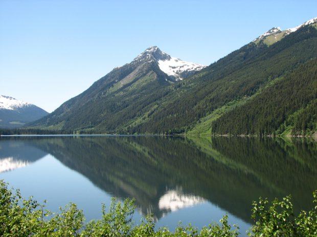 Duffy Lake, Hwy 99 between Lillooet & Pemberton