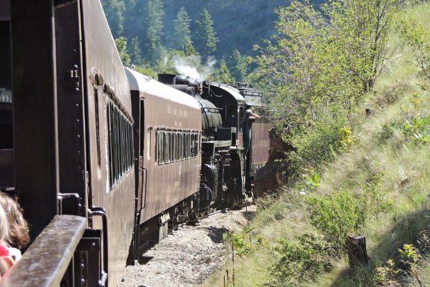 Kettle Valley Railway, Summerland