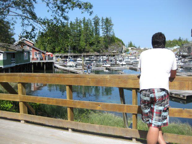 Telegraph Cove Photo Kim Walker