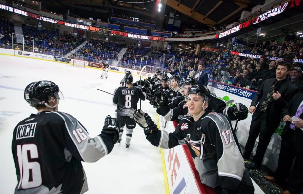 Photo: Vancouver Giants (Facebook)