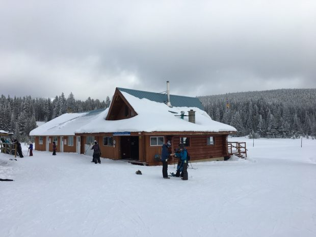 Nickel Plate Nordic Centre Chalet