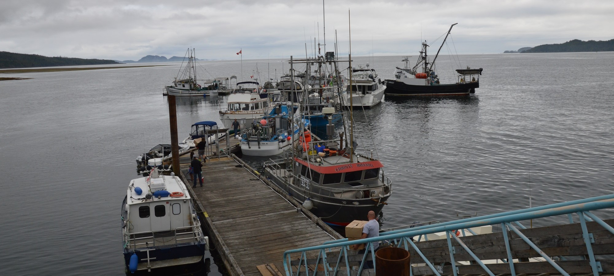Explore Port Hardy & Coal Harbour in Vancouver Island, BC