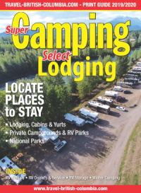 Super Camping & Select Lodging Guide 2019 - 2020