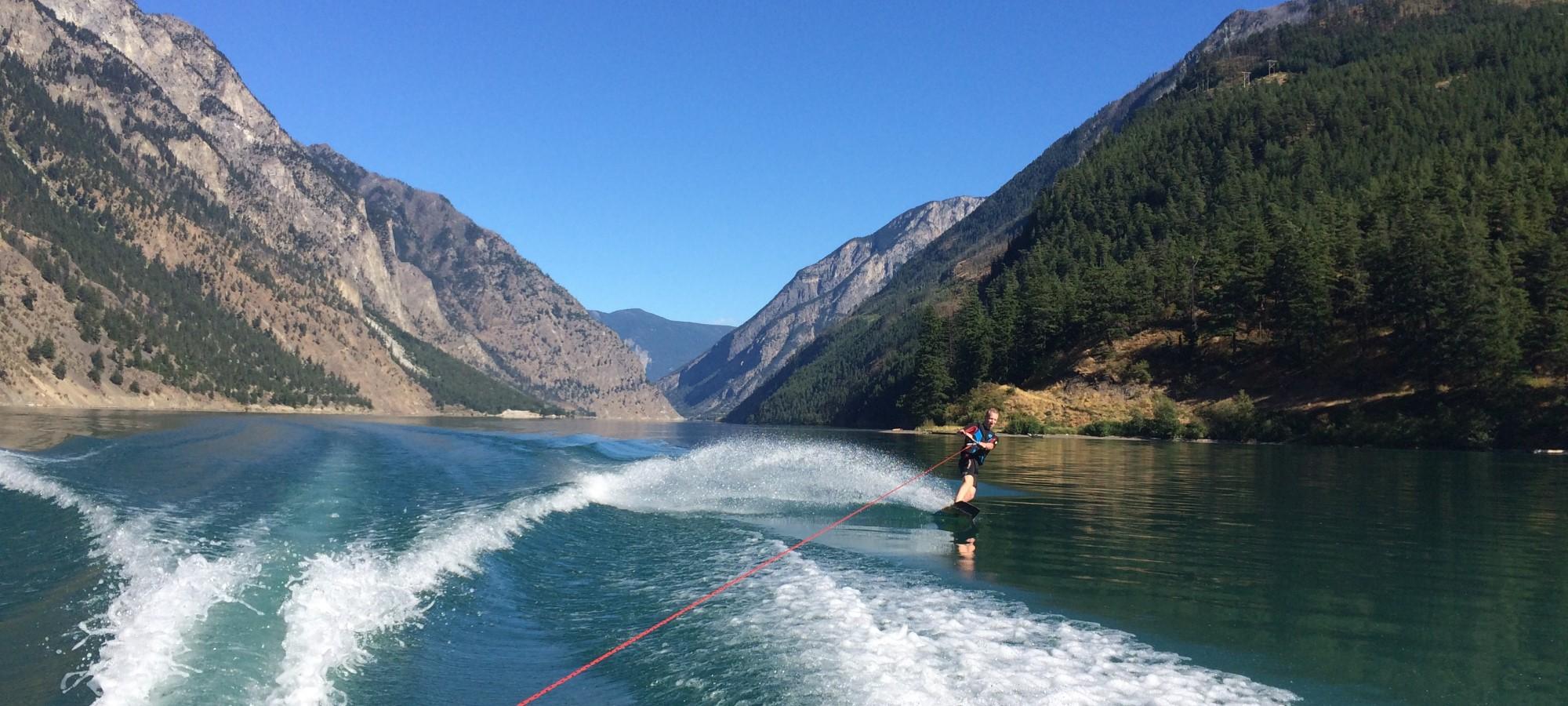 Seton Lake Recreational Area, Lillooet, BC