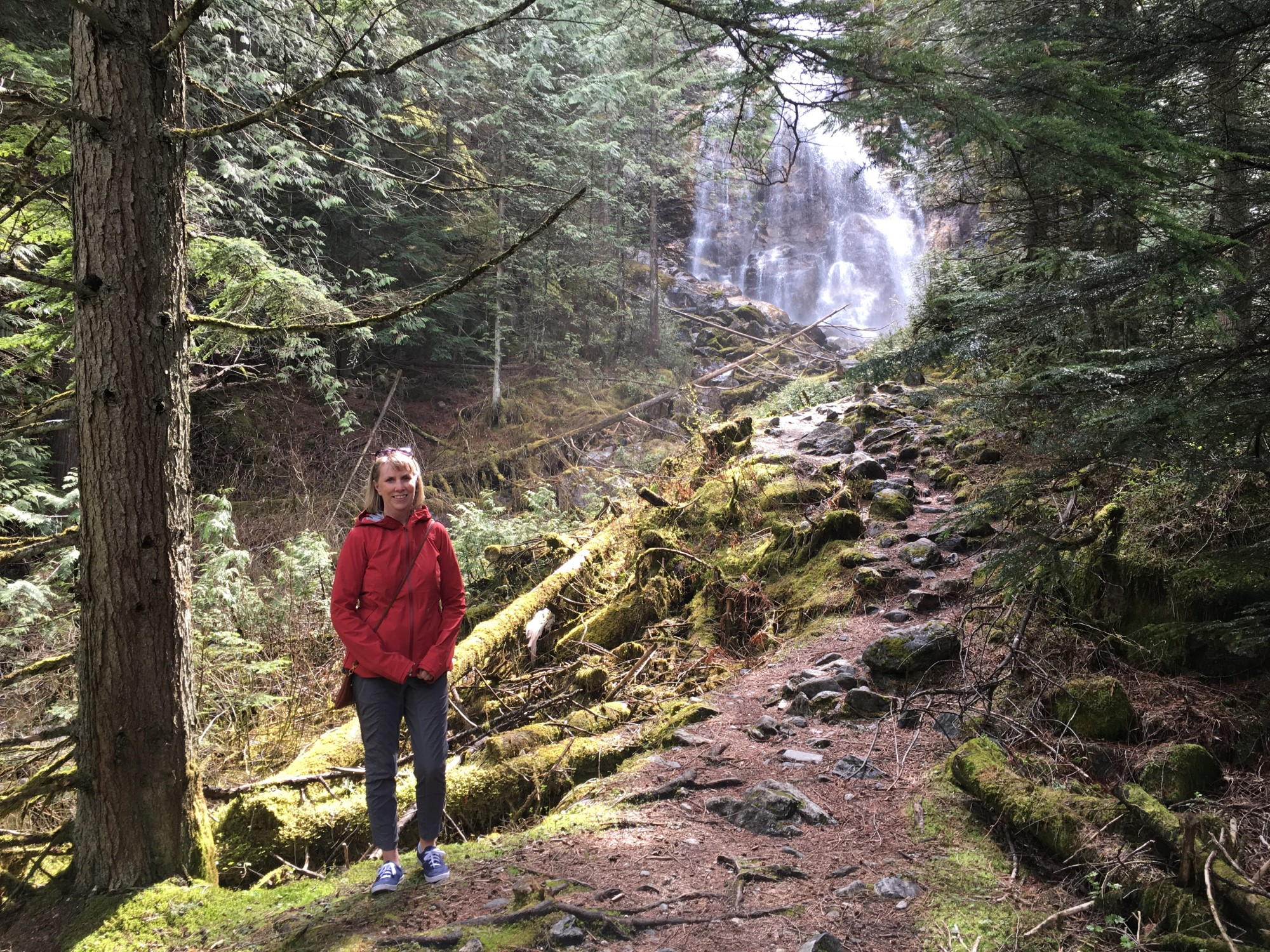 Craigellachie & Kay Falls are Two Hidden Gems in BC's Rocky Mountains