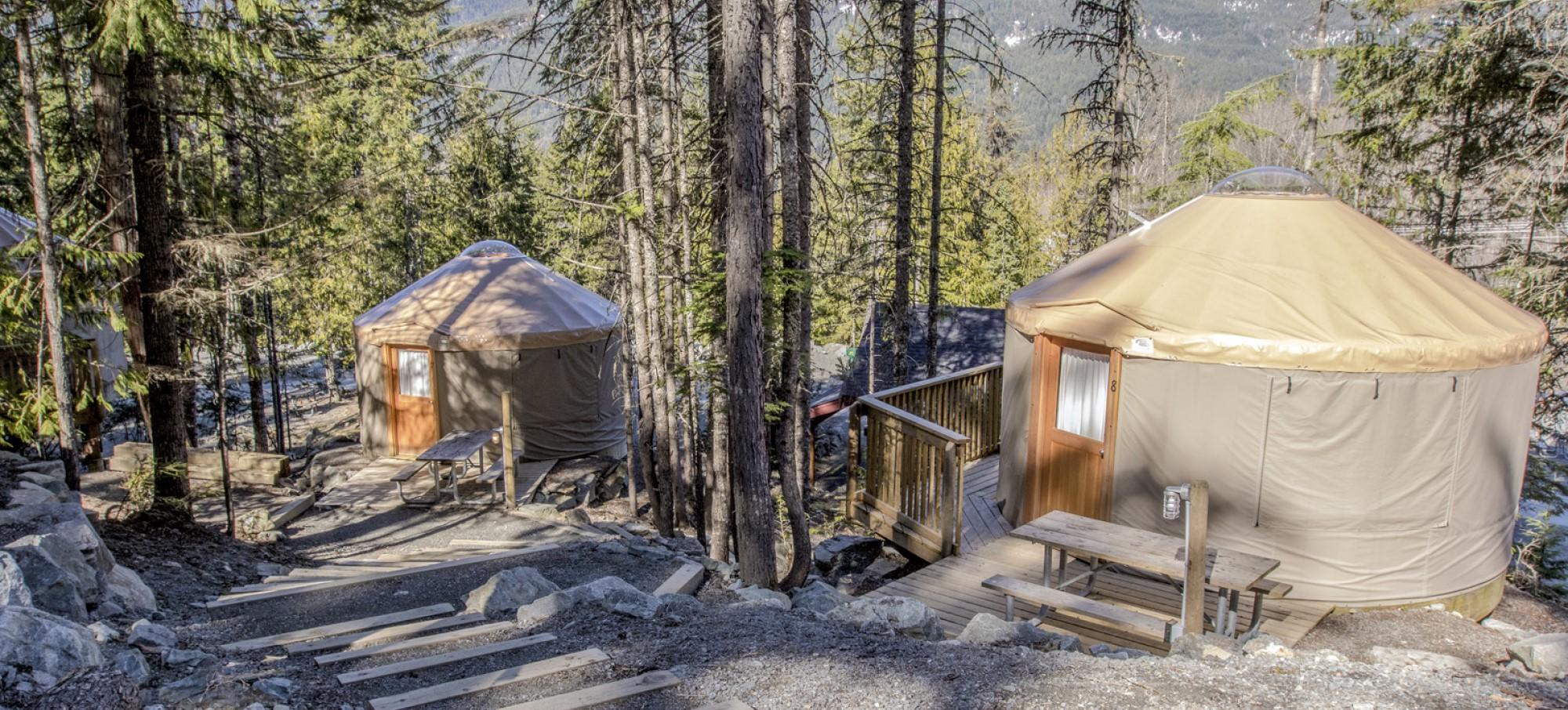 Get Away to Whistler, British Columbia This Summer
