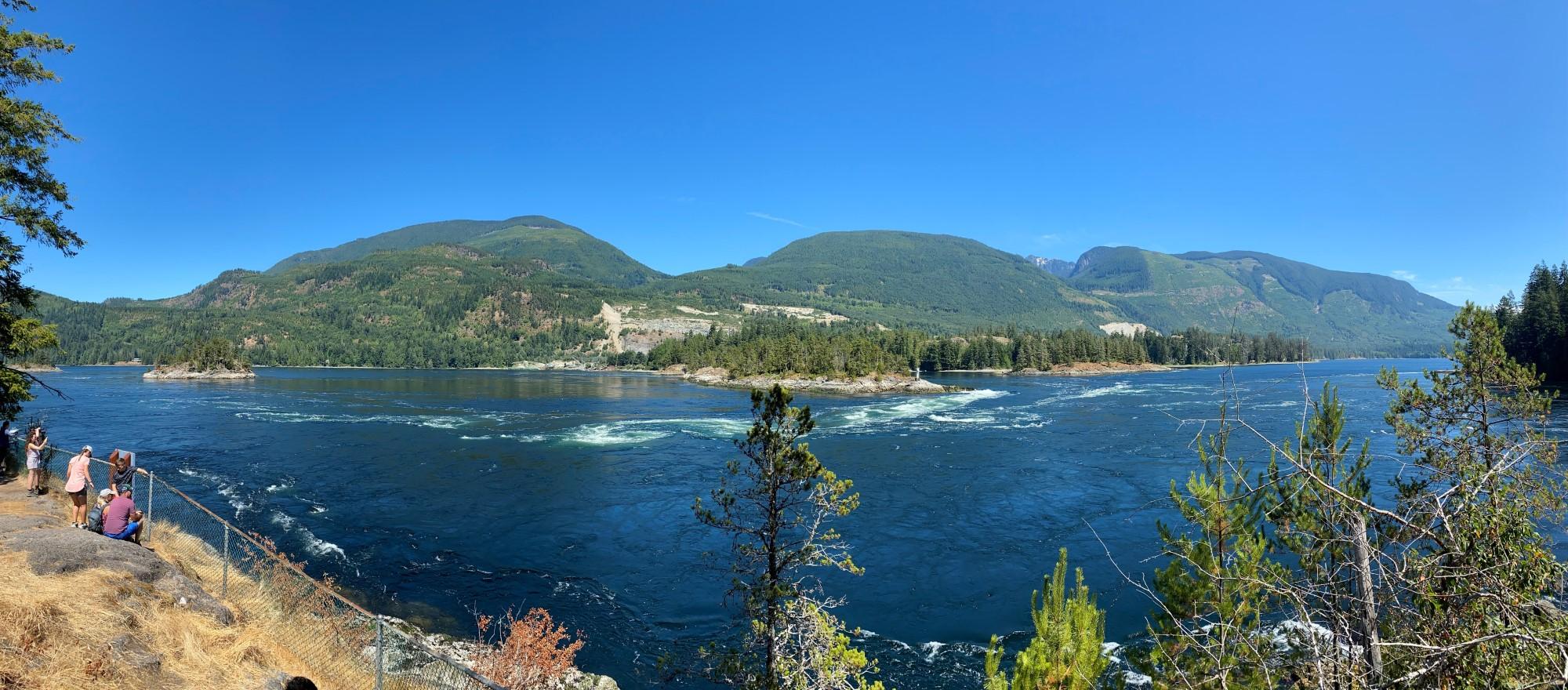 Check Out Skookumchuck Narrows on British Columbia's Sunshine Coast