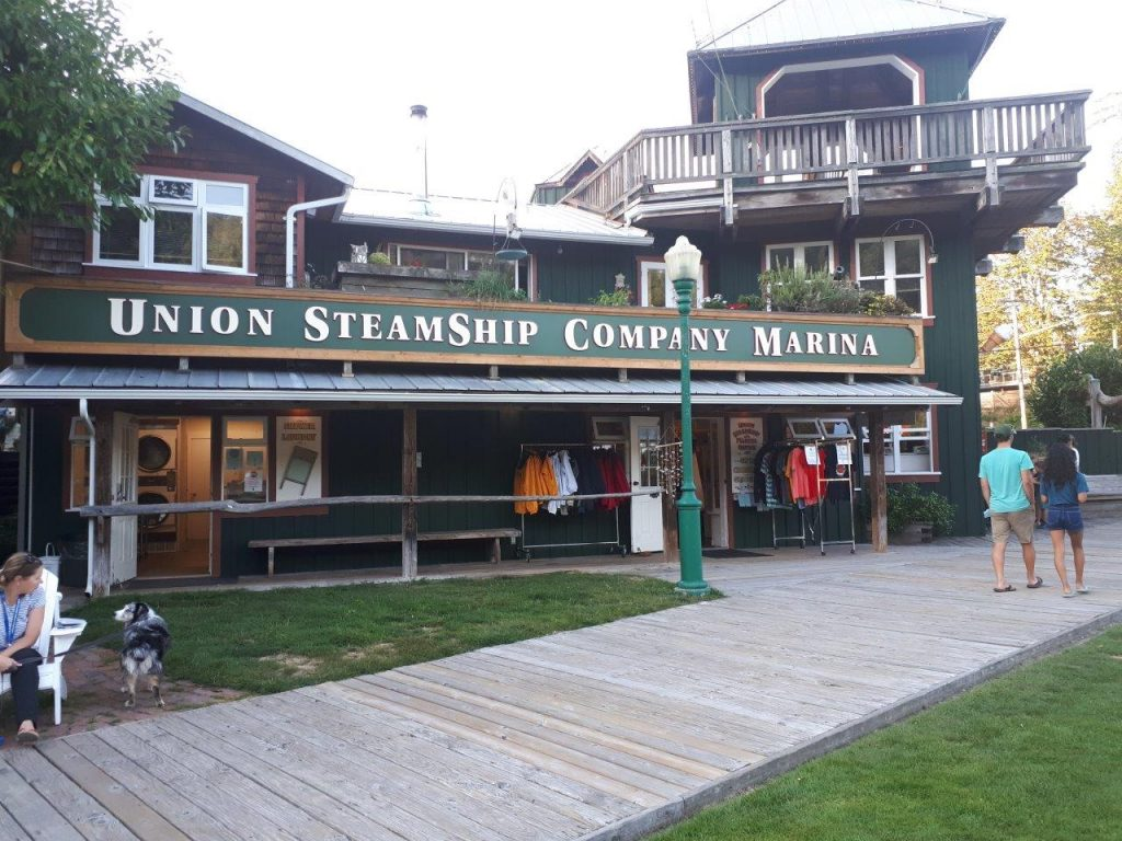 Bowen Island features plenty of culinary and sightseeing opportunities
